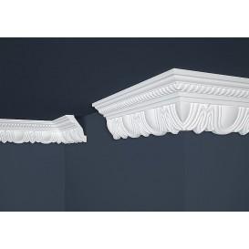 Polystyrénová stropná lišta PB-34 2m(70x90mm)