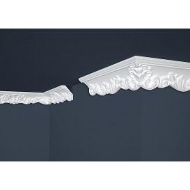 Polystyrenová stropní lišta PB-35 2m (52x63mm)