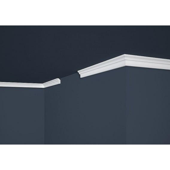 Polystyrénová stropná lišta PE-2 2m(17x25mm)
