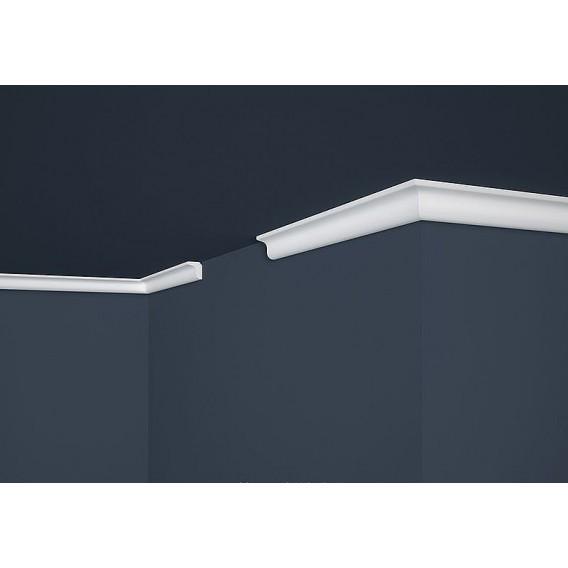 Polystyrénová stropná lišta PE-3 2m(22x25mm)