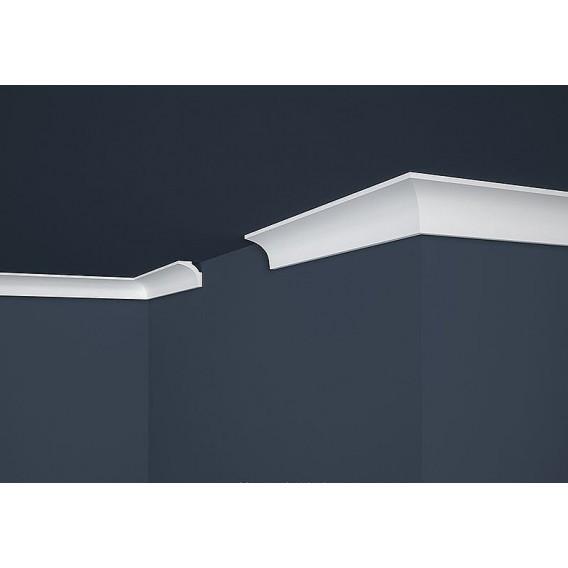 Polystyrénová stropná lišta PE-11 2m(35x35mm)