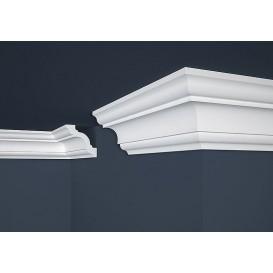 Polystyrénová stropná lišta PE-16 2m(96x96mm)