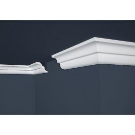 Polystyrenová stropní lišta PE-21 2m (62x62mm)