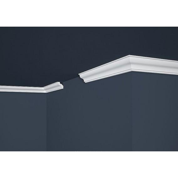 Polystyrénová stropná lišta PE-22 2m(30x30mm)