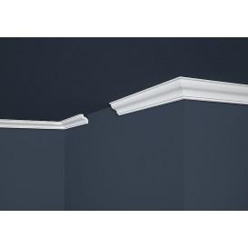 Polystyrenová stropní lišta PE-22 2m (30x30mm)