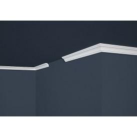 Polystyrenová stropní lišta PE-23 2m (22x22mm)