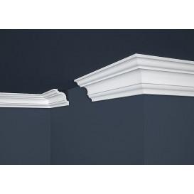 Polystyrenová stropní lišta PE-25 2m (65x65mm)