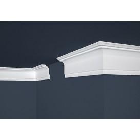 Polystyrenová stropní lišta PE-33 2m (56x86mm)