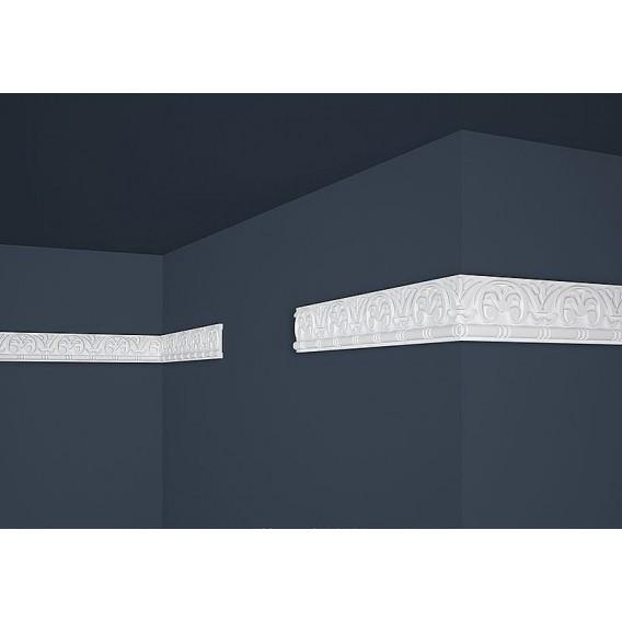 Polystyrenová nástěnná lišta PB-10 2m (9x45,5mm)