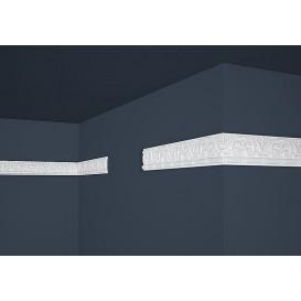 Polystyrénová nástenná lišta PB-10 2m(9x45,5mm)