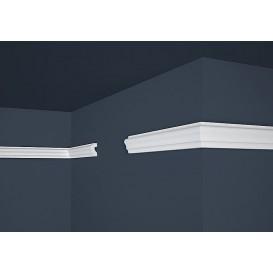 Polystyrénová nástenná lišta PE-19 2m(21x40mm)