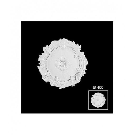 Polystyrénová rozeta PR-7 Ø400mm