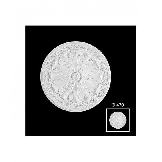 Polystyrénová rozeta PR-8 Ø470mm