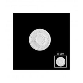 Polystyrenová rozeta PR-17 Ø280mm