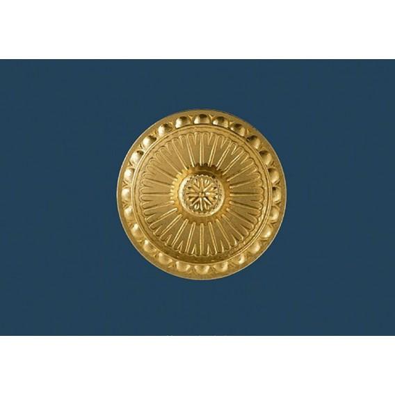 Zlatá polystyrénová rozeta PR-16SG Ø280mm