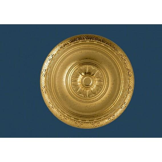 Zlatá polystyrénová rozeta PR-20SG Ø400mm