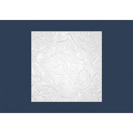Polystyrenová stropní kazeta zakládací Zefir 10mm-1m2