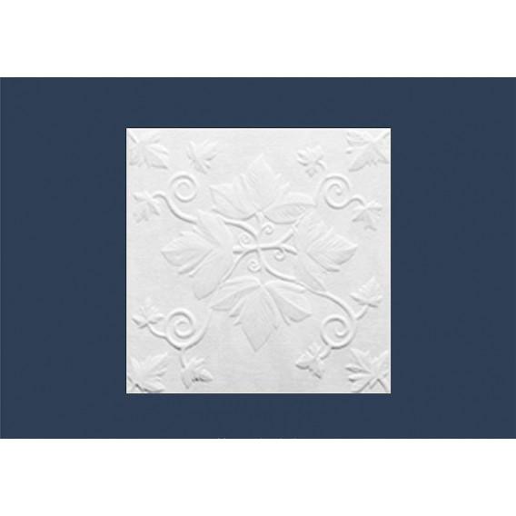 Polystyrenová stropní kazeta zakládací Grono 10mm-1m2