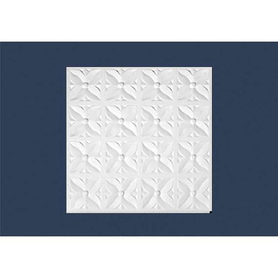 Polystyrenová stropní kazeta zakládací Margareta 10mm-1m2