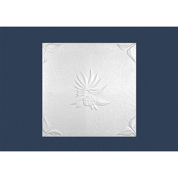Polystyrenová stropní kazeta zakládací Natura 10mm-1m2