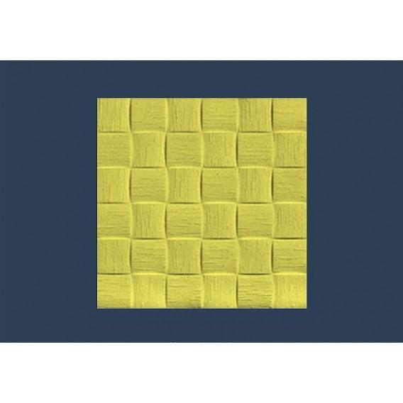 Polystyrenová stropní kazeta Jen žlutý 10mm-1m2