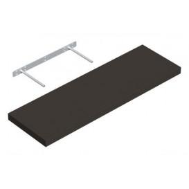 Samonosná police šedá 79,5x23,5cm