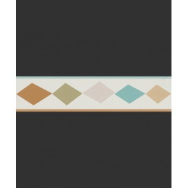 Detská  papierová bordúra 247916  12cmx5m