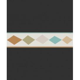 Dětská papírová bordura 247916 12cmx5m