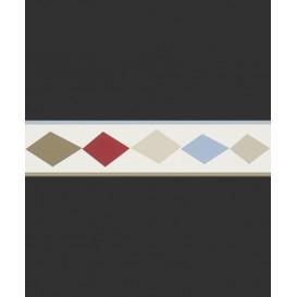 Detská  papierová bordúra 247923  12cmx5m
