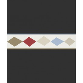 Dětská papírová bordura 247923 12cmx5m