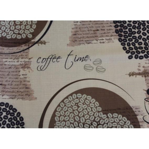 Obrus teflónový Kávové zrná