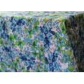 Obrus teflónový Modré kvety