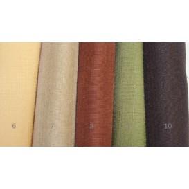 Obrus teflónový jednofarebný 8-hnedá