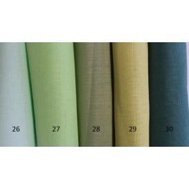 Obrus teflónový jednofarebný 30-tmavá zelená