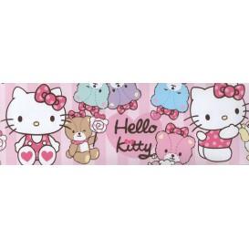 Samolepiaca bordúra Hello Kitty  Bos0035 10,6cmx5m
