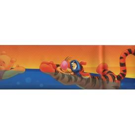 Samolepiaca bordúra Macko Pooh  Bos05 10,6cmx5m
