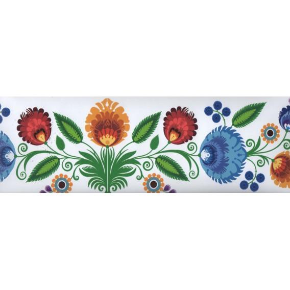 Samolepiaca bordúra Folklor Bos08 10,6cmx5m
