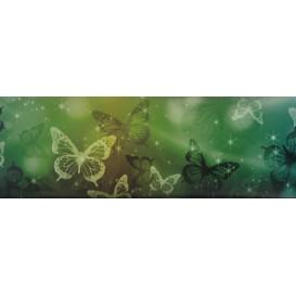 Samolepiaca bordúra Motýle BO0072 10,6cmx5m