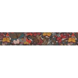 Samolepiaca bordúra Motýle BO0074 5,3cmx5m