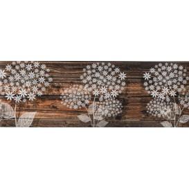 Samolepiaca bordúra Vintage kvety BO5022 10,6cmx5m