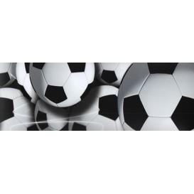 Samolepiaca bordúra Futbalové lopty BO5024 10,6cmx5m