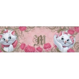 Samolepiaca bordúra Mačka Marie BO5028 10,6cmx5m