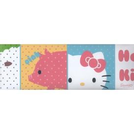 Samolepiaca bordúra Hello Kitty BO5037 10,6cmx5m