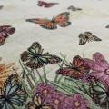 Gobelínový obrus Motýle