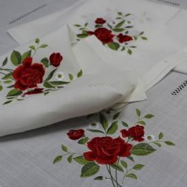 Obrus Ruže