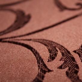 Obrus teflónový exkluzívny čokoládovo hnedý