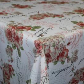 Obrus teflónový Vintage kvety 4