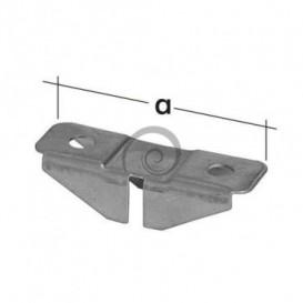 Obojstranná konzola 55 mm