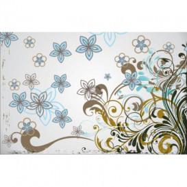 Fototapeta na stenu - FT0193 - Kreslené listy