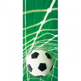 Dverová fototapeta - DV0044 - Futbalová lopta